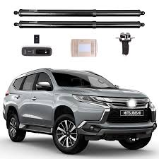 New <b>Electric tailgate</b> refitted for Mitsubishi pajero sport Tail box ...