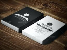 barbershop business cards interesting barber business cards design standard card size