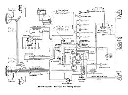 schematic car wiring diagram page 9 complete electrical wiring for 1940 chevrolet passenger car