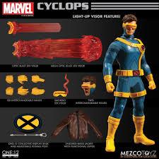 Mezco Toyz 76922 1/12 scale Cyclops action figure (in stock) - TNS Figures