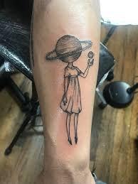 Saturn Girl Alfonso Ramirez At House Of Monkeys Nyc Tattoos
