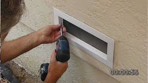 replacing crawl space vents. EZRvent Easy Replacement Vent DIY Installation Inside Replacing Crawl Space Vents