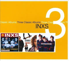 Rhino Classic <b>Albums Collection</b> [f.y.e. Exclusive] [Box] by <b>INXS</b> (CD ...