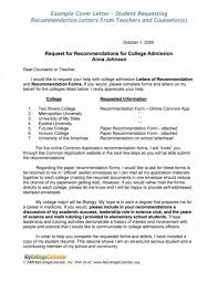 Counselor Recommendation Letter Examples Letter Of Recommendation For School Counselor Law Template Sample