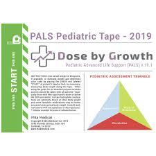 Als Standard Pediatric Emergency Tape 2019