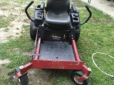 used commercial zero turn mowers toro titan zx6050 commercial zero turn mower 60