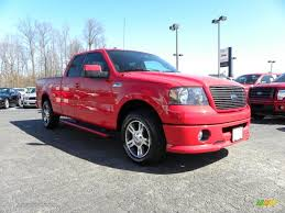 2007 Bright Red Ford F150 FX2 Sport SuperCab #26673049 | GTCarLot ...