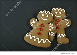 gingerbread man and woman. Fine And Pictures Of Gingerbread Cookies Christmas Cookies Pictures Gingerbread Man  And Woman Snuggling Close Together On Man And Woman