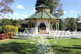 Garden Wedding Locations Easy Weddings