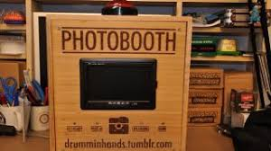We've shown you how to build a photo booth with a laptop and some PVC pipe  before, but this all-in-one Raspberry Pi setup from maker Chris Evans will  upload ...
