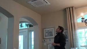 ductless heat pump ceiling mount. Beautiful Mount With Ductless Heat Pump Ceiling Mount YouTube