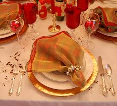 Italian Table Setting Table Setting Tablescape With Topiary Centerpiece