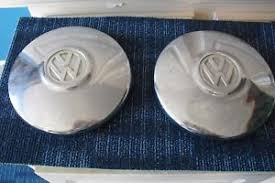 volkswagen vintage hub caps set of  image is loading volkswagen 10 034 vintage hub caps set of