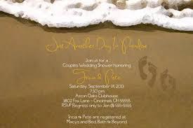 Couple Wedding Shower Invitations Couples Bridal Wedding Shower Invitation Any Colors