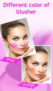 makeup camera photo editor poster