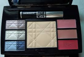 with flash review dior travel studio palette collection voyage travel studio makeup collection with flash limited edition