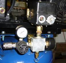 campbell hausfeld air compressor upgrade oil less 5 cfm to twin belaire air compressor parts at Bel Air Compressor Wiring Diagram