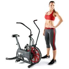 fan exercise bike. marcy ns-1000 fan exercise bike with air resistance system