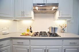 Tile Backsplash Kitchen Kitchen White Subway Tile Ideas House Decor