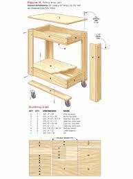 rolling tool box cart plans tools techniques supplies rolling tool box tool cart diy woodworking