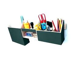 wall mounted pen holder pencil organizer how to make hanging marker wall mounted pen holder