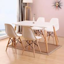 eames dining set white furniture singapore home furniture and decor by primero