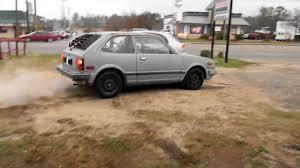 1982 Honda Civic GL 1500 - YouTube