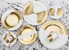 kelly wearstler tableware doheny white china collection
