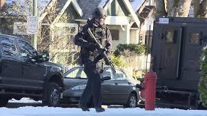 Vancouver Police Arrest Man After Standoff In Dunbar Ctv News
