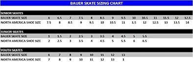 Bauer Supreme 140 Bambini Childrens Ice Skates Amazon Co