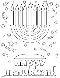 Happy Hanukkah Coloring Page Classroom Coloring Holidays