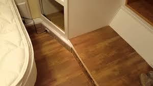 allure vinyl flooring walk through