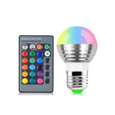 110 Volt Light Bar 220 V 110 V E27 Rgb Led Stage Light Dmx Lamp Sfeer