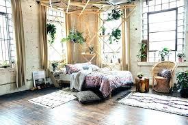 bohemian bedroom decorating ideas for balancing splashes