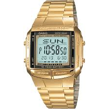 casio collection timepieces products casio db 360gn 9aef