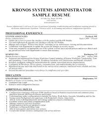 Systems Admin Resumes Admin Resume Samples Free Sample System Administrator Examples