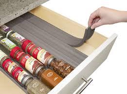 Kitchen Drawer Organizer Kitchen Creative Spice Drawer Insert For Spice Organizer Idea