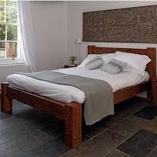 reclaimed wood bedroom furniture. sweet dreams chunky reclaimed wood bed by modish living. bedroom furniture o