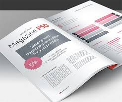 free magazine layout template 20 free magazine mockup psds to use in your future designs free