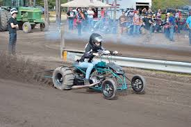 atv wars drag racing at its finest dirt wheels magazine