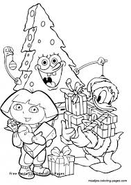 Santa Coloring Pages Printable Free Beautiful 21 Disney Christmas