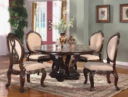 cool granite top dining table sets for your best kitchen room