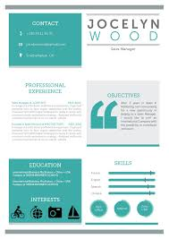 Flat CV PowerPoint Presentation by demustang   GraphicRiver