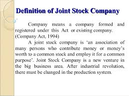 Example Of Share Certificate Unique Meaning And Types Of Joint Stock Company Kullabs