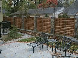 Patio Privacy Fence Installing Lattice Privacy Fence Fence Ideas Fence Ideas