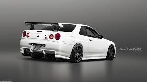 Nissan Skyline R34 GT-R By DanielTalhaug ...  I
