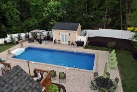 decor diy inground pool for your dream design ub com