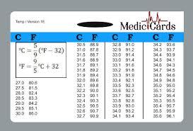 Cf Conversion Chart Temperature Conversion Chart Cooking Temperature Conversion