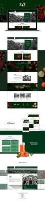 Dutch Website Design Web Design And Development For A Dutch Agro Supplier Svz