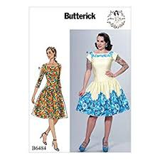 1950s Dress Patterns Unique 48s Sewing Patterns Swing And Wiggle Dresses Skirts